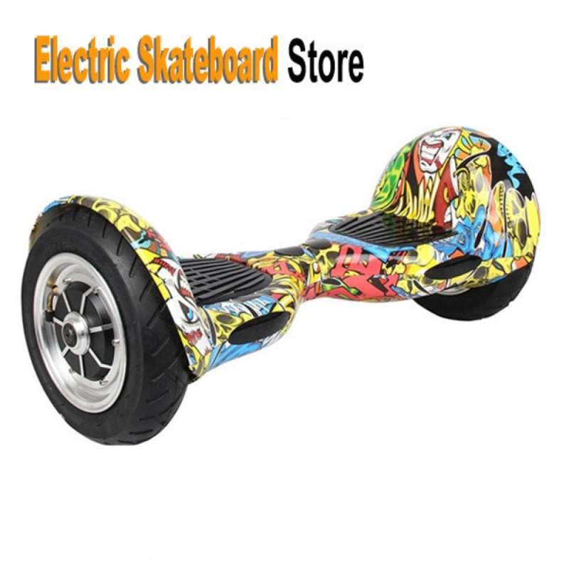 xe điện tự cân bằng bánh 10 hip hop