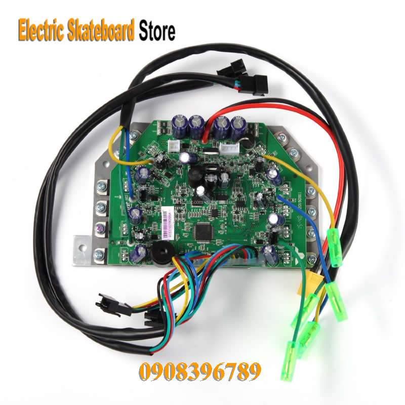 Bo mạch chủ xe điện tự cân bằng hover board dành cho bánh 6.5 8.5 10 inch