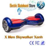 Xe điện tự cân bằng 2 bánh X men Sky Walker Xanh
