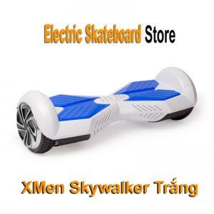 Xe điện tự cân bằng 2 bánh X men Sky Walker trắng