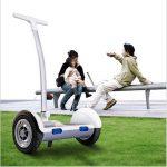 xe điện thông minh tự cân bằng cao cấp có cần điều khiển